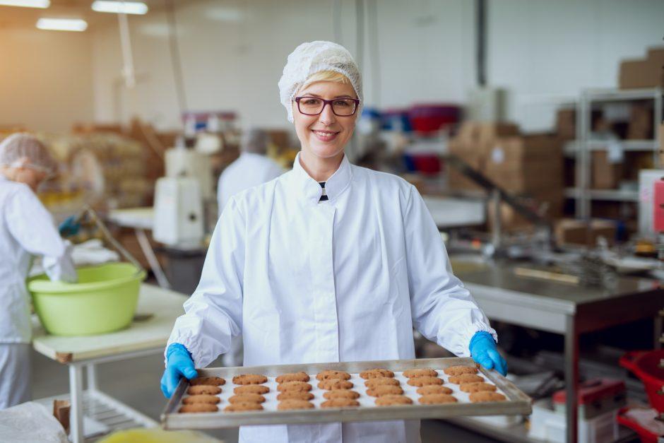 braqnża żywnościowa - produkcja żywności